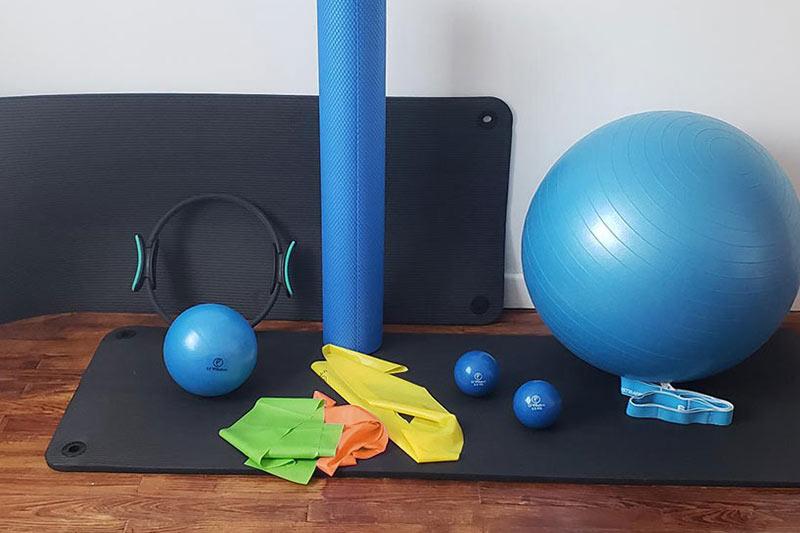 Pilates - Materiels - Corinne Rabilloud